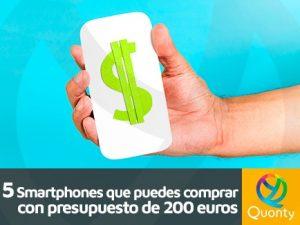 presupuesto comprar smartphone