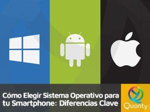 elegir sistema operativo