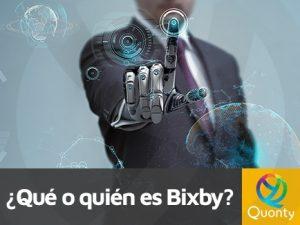 Qué o Quién es Bixby