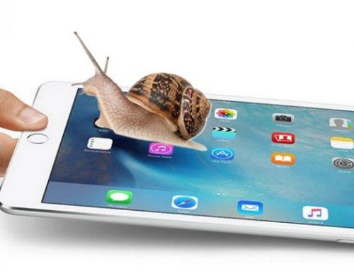 Cómo optimizar un iPad lento y que funcione como el primer día