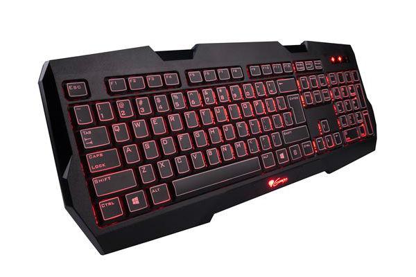 teclado ordenador gaming