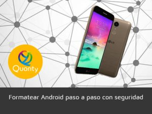 formatear android