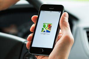 navegador de coche