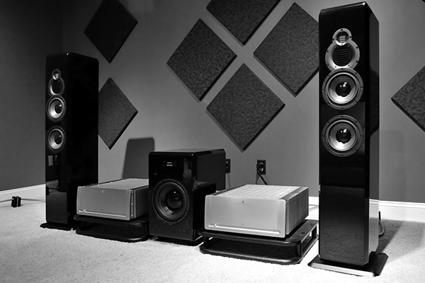 equipo de sonido para casa