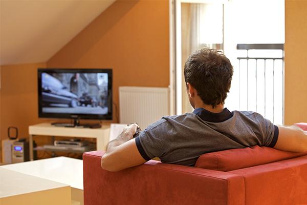 DISTANCIA PARA VER TV