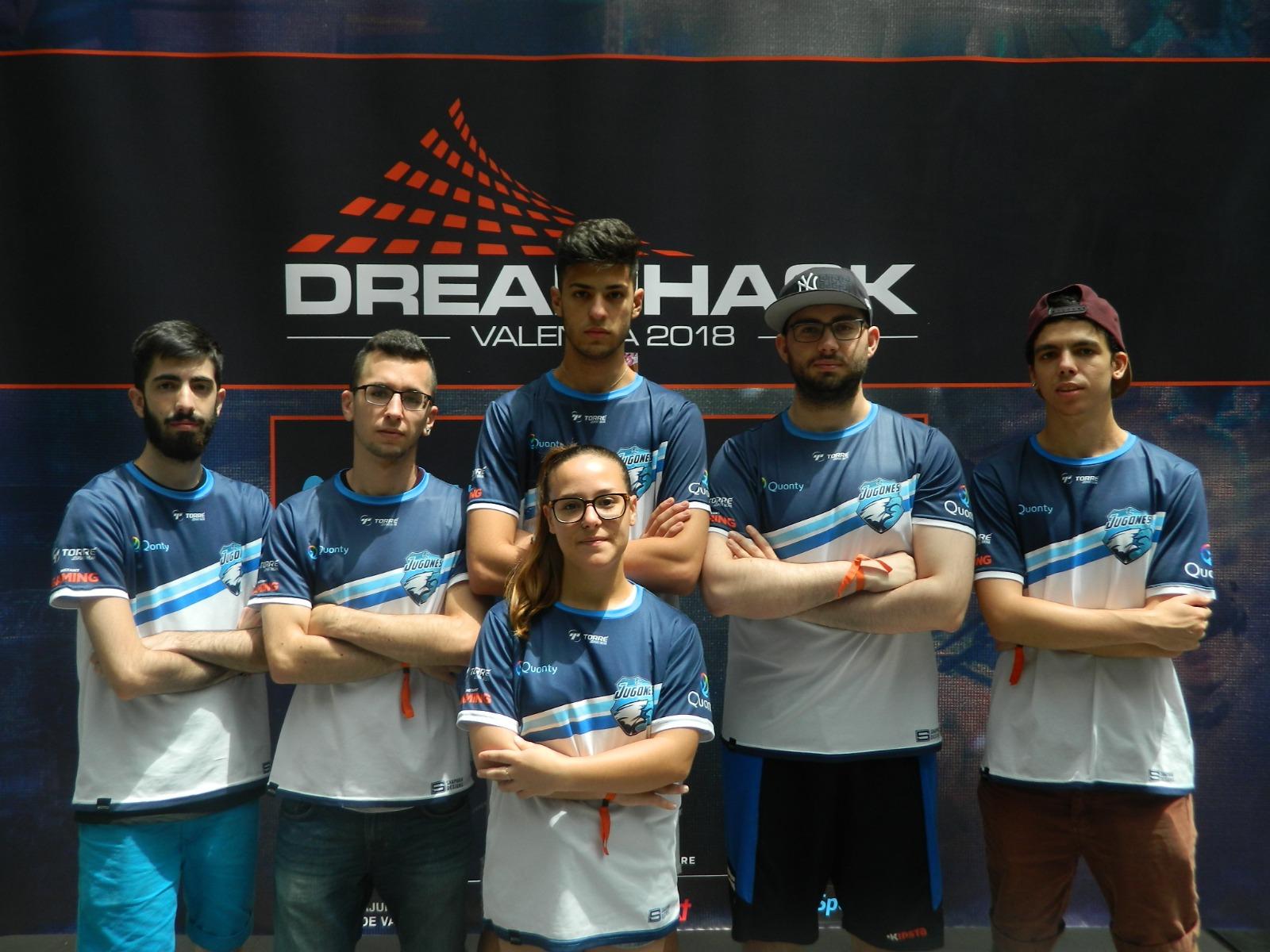 quonty esports jugones team