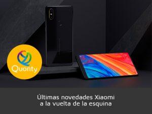 Novedades Xiaomi