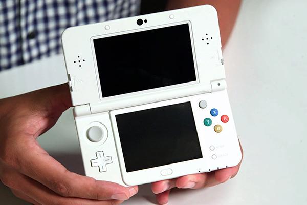 Videoconsola Nintendo