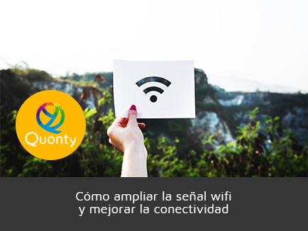 cómo ampliar la señal wifi