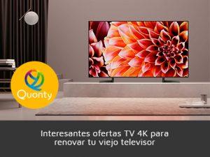 ofertas tv 4k