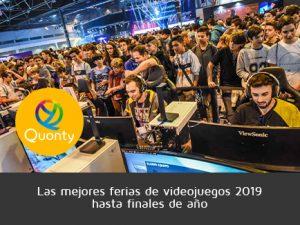 ferias de videojuegos 2019