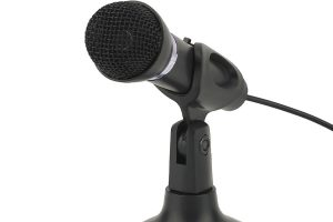Micrófono gamer