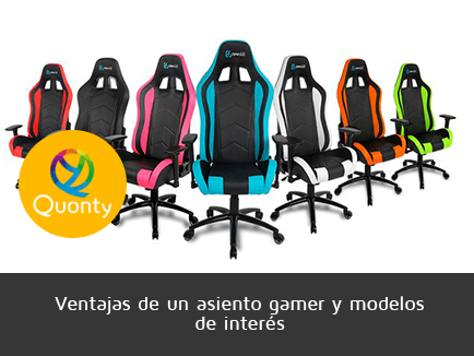 asiento gamer