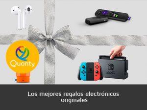 regalos electrónicos