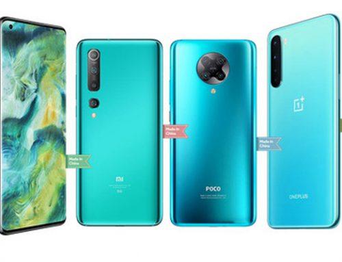 Comprar móviles chinos a bajo precio