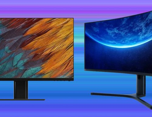 Nuevos monitores Xiaomi Gaming