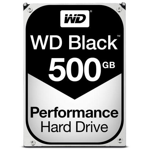 Disco Duro 3.5 500gb Sata3 Wd 64mb Desktop Black   Quonty.com   WD5003AZEX