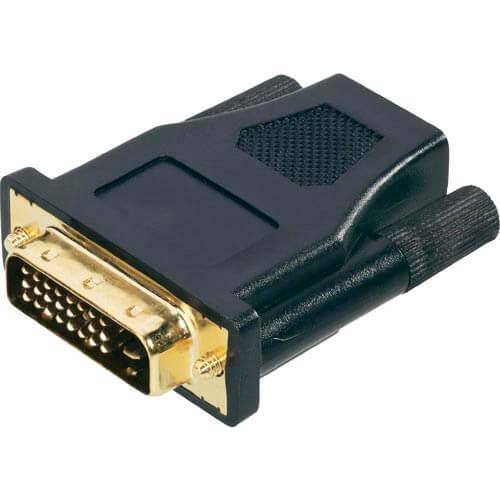 Adaptador Nano Cable Dvi24+1/M - Hdmi A/H | Quonty.com | 10.15.0700
