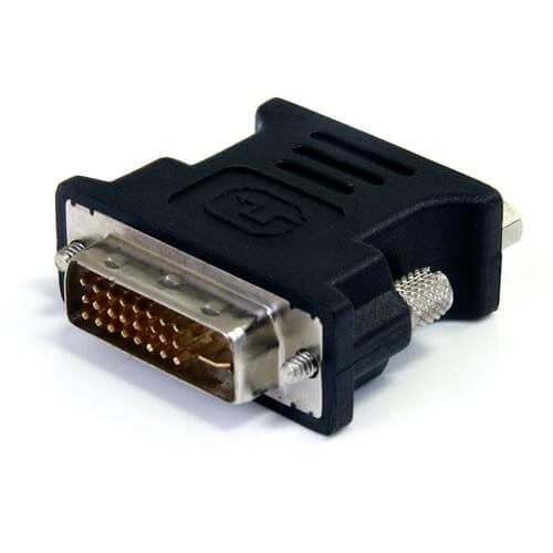 ADAPTADOR NANO CABLE DVI 24+5/M - VGA HDB15/H | Quonty.com | 10.15.0704