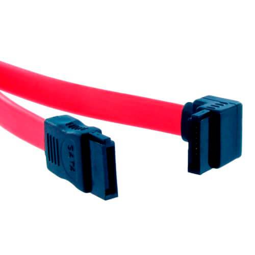 Cable Sata2 Datos Nano Cable Sata2 Recto Sata2 Acodado | Quonty.com | 10.18.0202