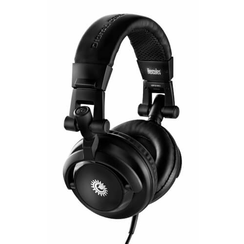AURICULARES HERCULES HDP DJ M40.1 NEGRO | Quonty.com | 4780507