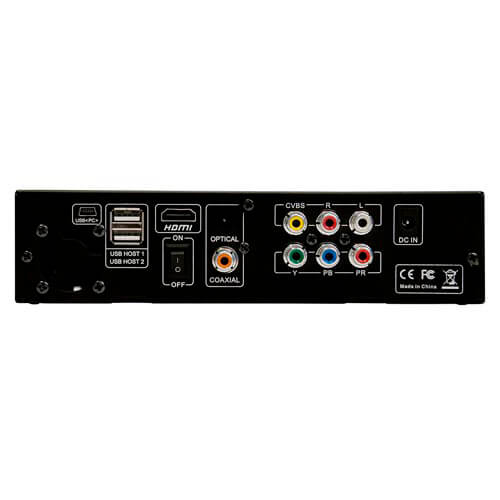 CAJA HDD MULTIMEDIA 3GO 2.5''/3.5'' USB2.0 FULLHD | Quonty.com | HDPLAY353