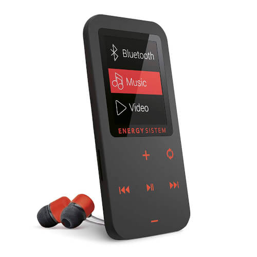 MP4 ENERGY SISTEM TOUCH 8GB BLUETOOTH CORAL   Quonty.com   426454