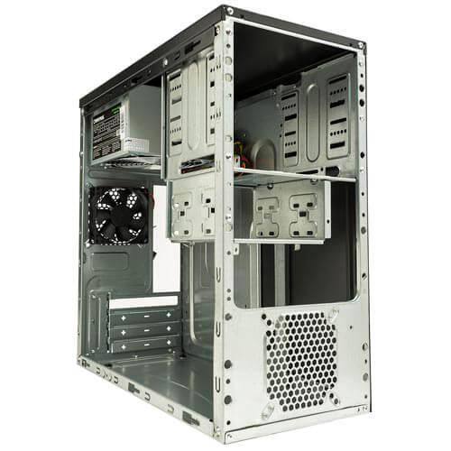 CAJA MINITORRE/MICRO-ATX UNYKA UK6023-U3 500W USB3.0 | Quonty.com | 51992