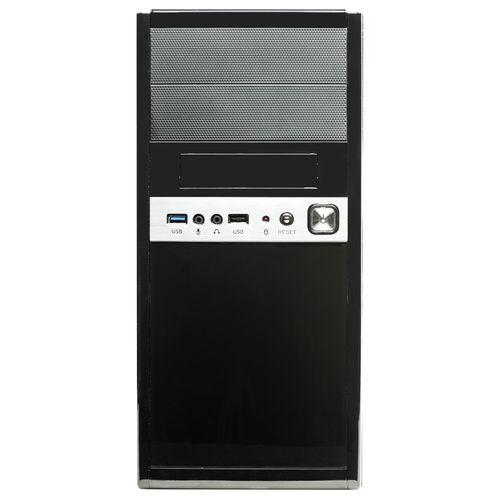 CAJA MINITORRE/MICRO-ATX UNYKA UK6011 500W USB3.0 | Quonty.com | 52008