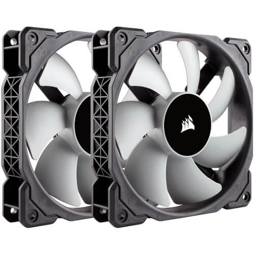 Ventilador Caja Corsair Ml120 Dual Pack | Quonty.com | CO-9050039-WW