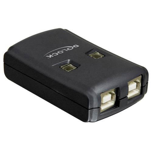 CONMUTADOR DELOCK USB2.0 | Quonty.com | 87482