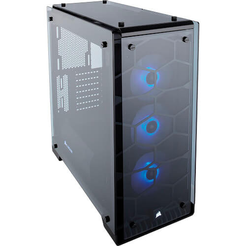 Caja Corsair Crystal 570x | Quonty.com | CC-9011098-WW