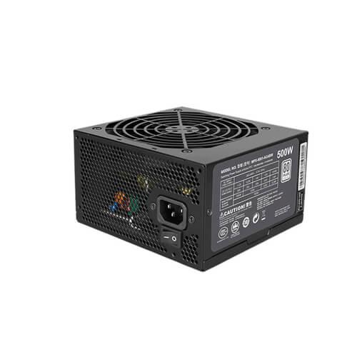 Fuente Alimentacion Cooler Master Master Watt Lite 500w | Quonty.com | MPX-5001-ACABW-EU