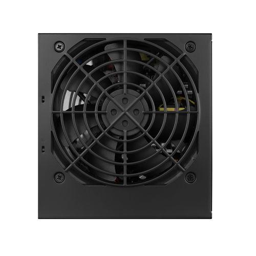 Fuente Cooler Master Masterwatt Lite 600w Pfc-Activo 80+ Atx   Quonty.com   MPX-6001-ACABW-EU