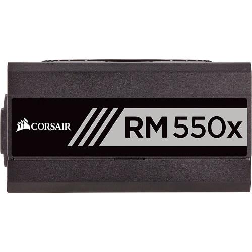 Fuente Aliment. Corsair Tx550m 550 Watt Semi-Modular 80+ | Quonty.com | CP-9020133-EU