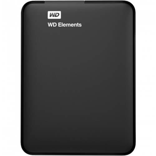Hd Wd Ext Element Se 3.0 3tb 2.5&Quot; Negro | Quonty.com | WDBU6Y0030BBK-WESN