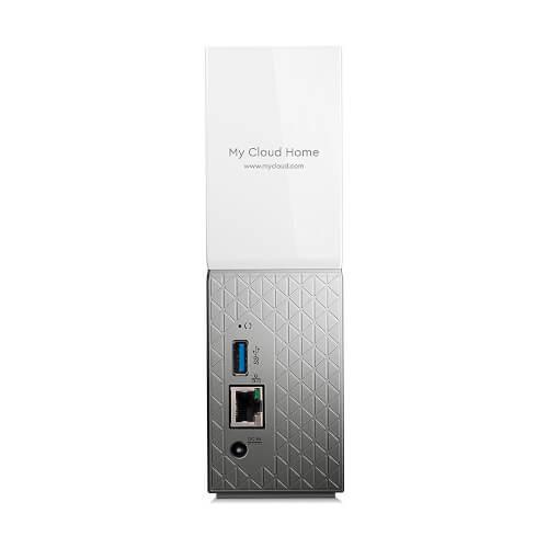 Disco Duro Externo Wd 4tb Lan 3.5&Quot; Usb3.0 My Cloud Home | Quonty.com | WDBVXC0040HWT-EESN