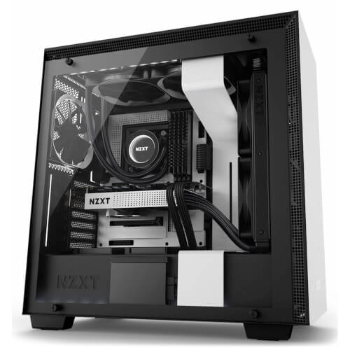 CAJA SEMITORRE/E-ATX NZXT H700I SMART ATX BLANCO | Quonty.com | CA-H700W-WB
