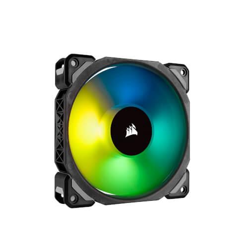 Ventilador Caja Corsair Ml120 Pro Rgb 120mm Pwm   Quonty.com   CO-9050075-WW