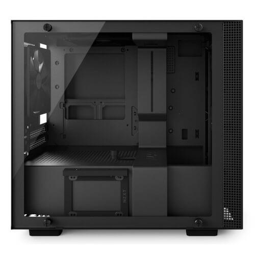 Caja Semitorre Nzxt H200i Negro Mate | Quonty.com | CA-H200W-BB