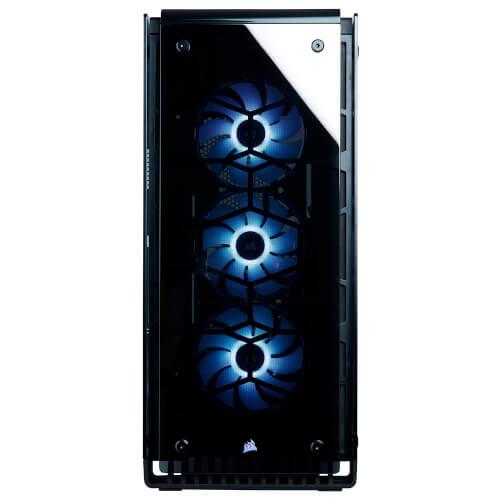 Caja Semitorre/Atx Corsair Crystal 570x Rgb Mirror Black | Quonty.com | CC-9011126-WW