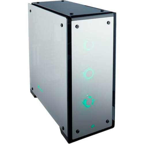 CAJA SEMITORRE/ATX CORSAIR CRYSTAL 570X RGB MIRROR BLACK   Quonty.com   CC-9011126-WW