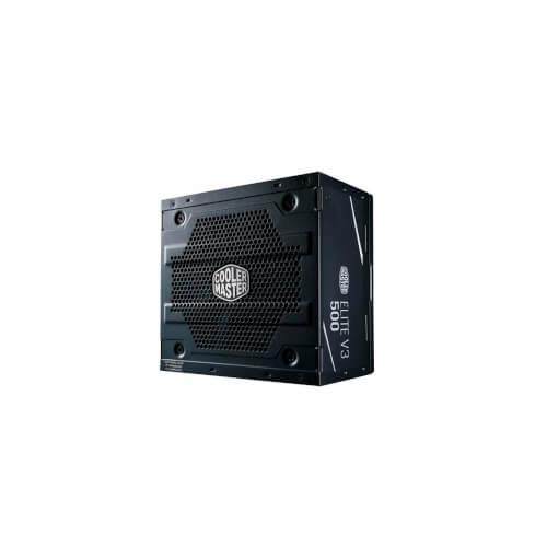Fuente Alimentacion Cooler Master Elite V3 500w Mpw-5001 | Quonty.com | MPW-5001-ACABN1-EU