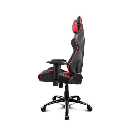Drift Silla Gaming Dr150 Negro/Rojo (Dr150br)   Quonty.com   DR150BR