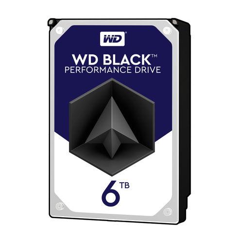 Hdd Wd Black 3.5&Quot; 6tb 7200rpm 128mb Sata3 | Quonty.com | WD6003FZBX