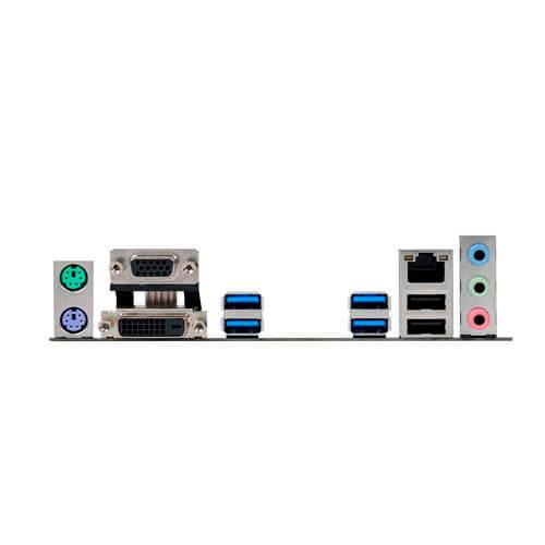PLACA ASUS PRIME B250M-K INTEL1151 4DDR4 DVI PCIE3.0 SATA3 USB3.0 MATX | Quonty.com | 90MB0T10-M0EAY0