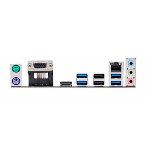 PLACA ASUS PRIME A320M-K AMD AM4 2DDR4 HDMI PCIE3.0 SATA3 USB3.0 MATX | Quonty.com | 90MB0TV0-M0EAY0