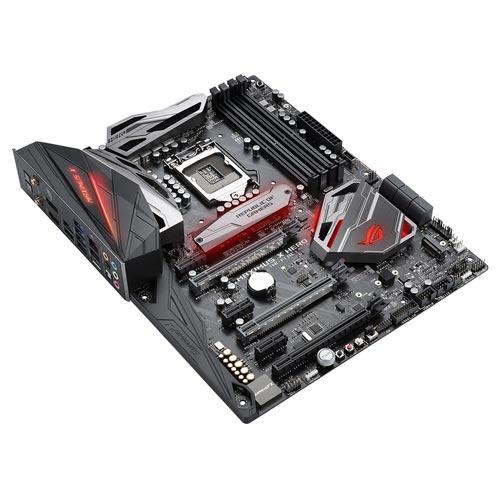 PLACA ASUS MAXIMUS X HERO Z370 INTEL1151 DDR4 HDMI WIFI.AC | Quonty.com | 90MB0W20-M0EAY0
