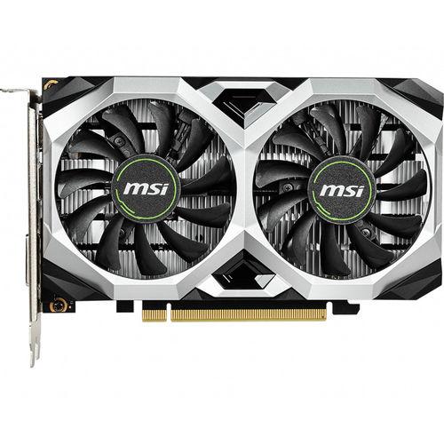 MSI GTX 1650 VENTUS XS 4G OC 4GB GDDR5 PCIE3.0 | Quonty.com | 912-V809-3060
