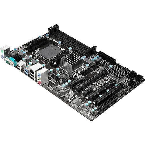PLACA ASROCK 980DE3/U3S3 R2.0 AM3+ 4DDR3 ATX | Quonty.com | 90-MXGLR0-A0UAYZ